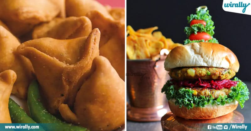 Samosa Is Healthier Than A Burger