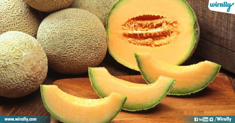 Amazing Health Benefits Of Muskmelon