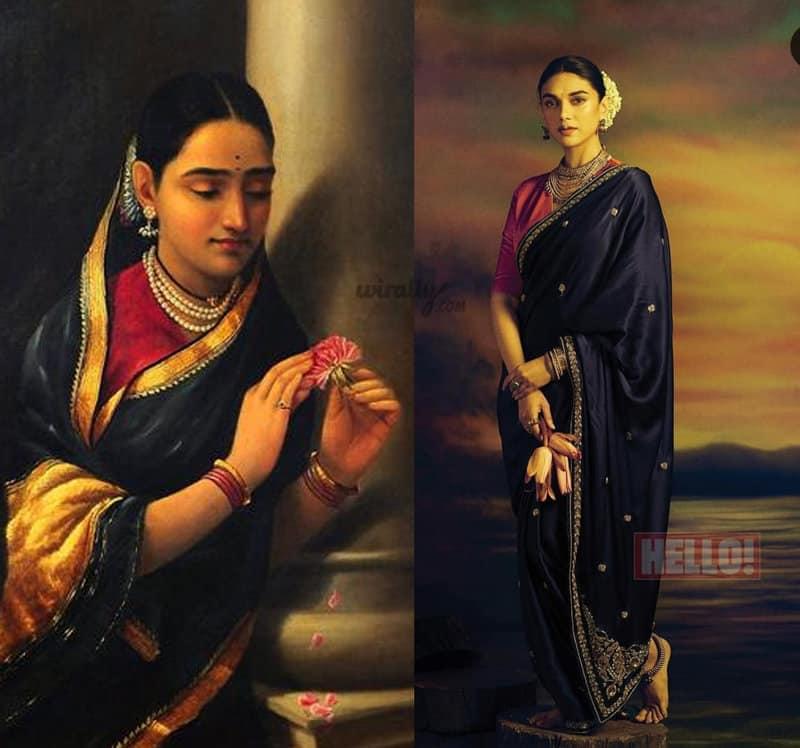 Raja Ravi Varma Theme