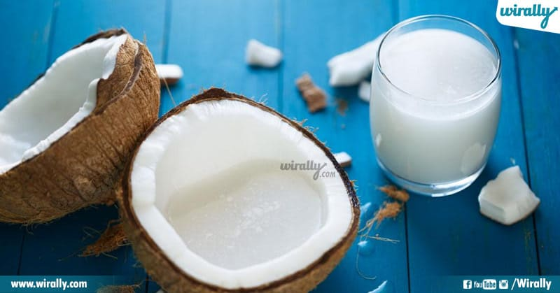 Benefits Of Coconut Milk