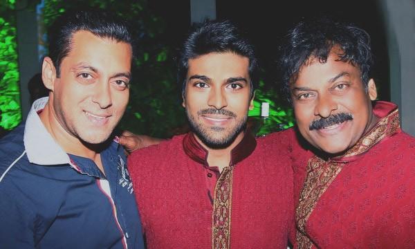 40. sallu bhai, Ram Charan and chiru