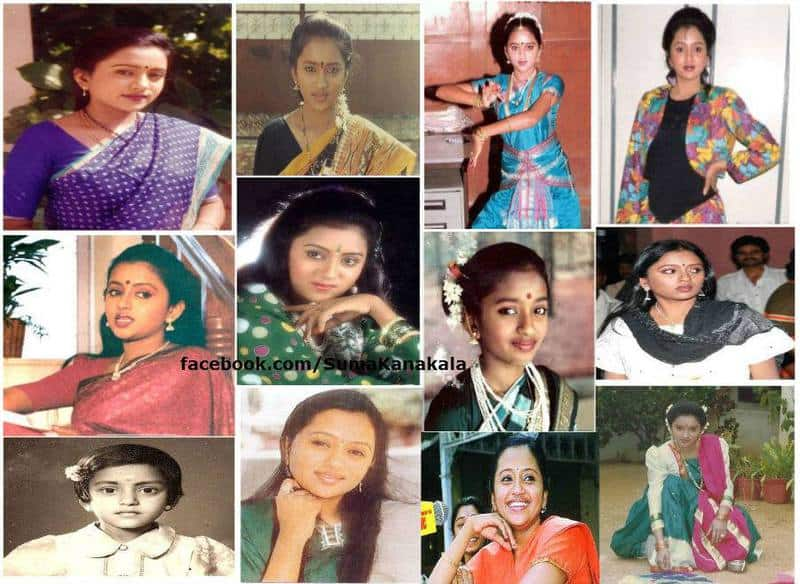 Rare Pictures Of Anchor Suma