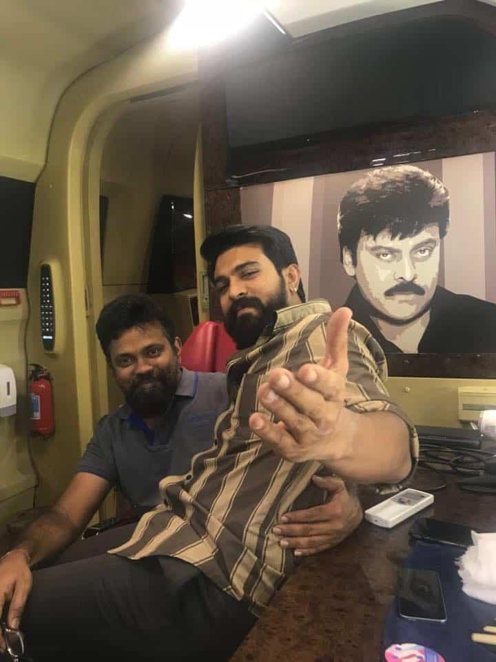 45. Ram Charan with sukku