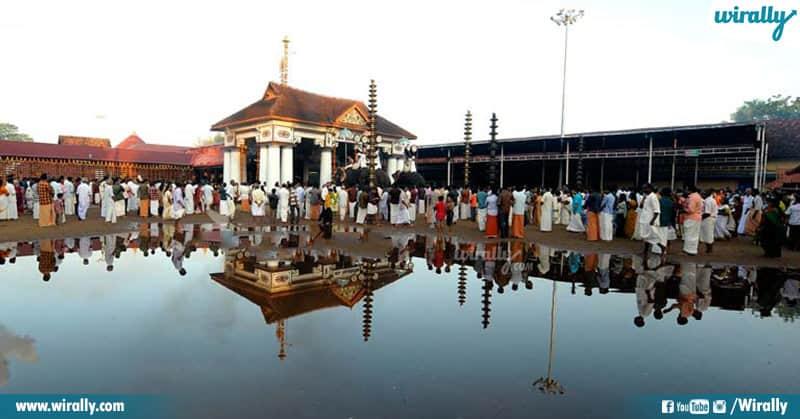 Vaikom Shri Mahadeva Temple In Kerala