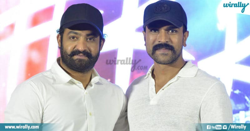 5 - jr ntr and ram charan
