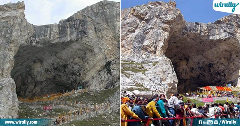 Mysterious Facts Amarnath Yatra