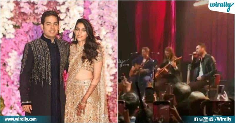 Ambani Marriage Of World Celebs