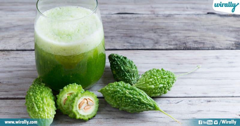 Benefits Of Drinking Bitter Gourd Juice