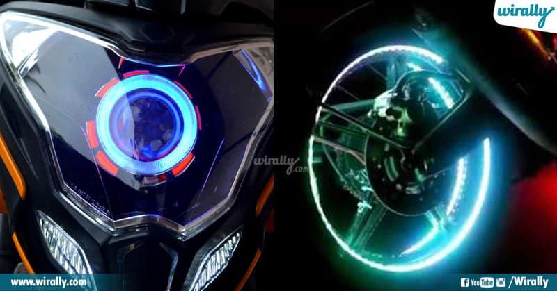 7 - lights