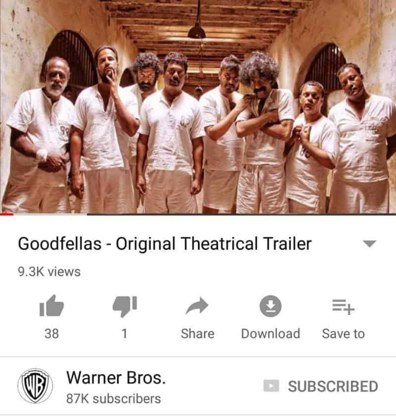 Hollywood Movie Trailers Get Tollywood Thumbnails
