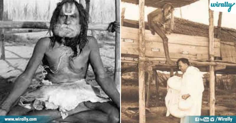 Devraha Baba Really Live For 900 Years