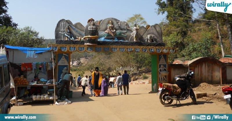 Gupteswar Temple Of Koraput