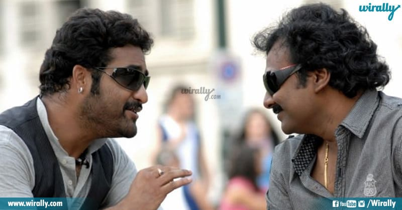 9-Jr ntr and vv vinyak
