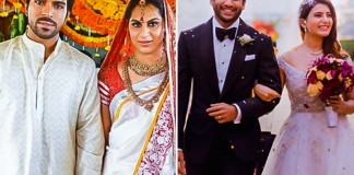 Celebrities Inter-Caste Marriages