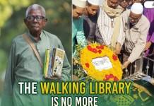 Polan Sarkar A walking library