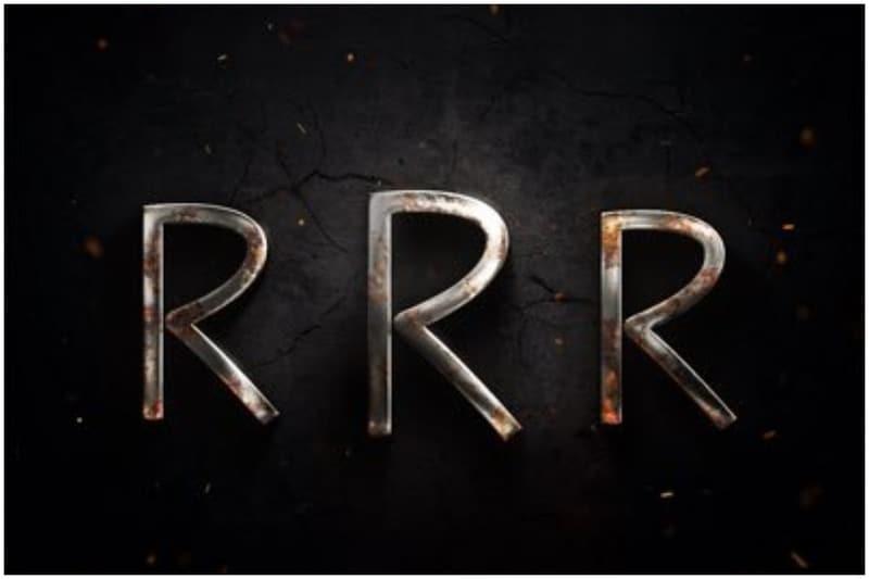 RRR first look