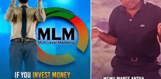 Scapegoat For Multi-level marketing