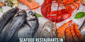 Seafood restaurants in Hyderabad