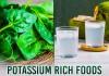 Potassium rich foods other than Banana