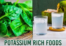 Potassium rich foods other than Banana