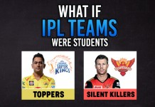 IPL Teams To Students Of A Classroom
