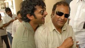 With darling prabhas