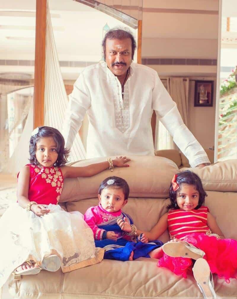 Collection King Mohan Babu