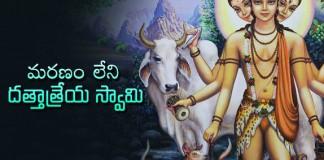 Interesting Facts About Dattatreya Swamy