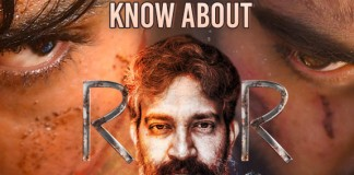 RRR After Official Updates From SS Rajamouli