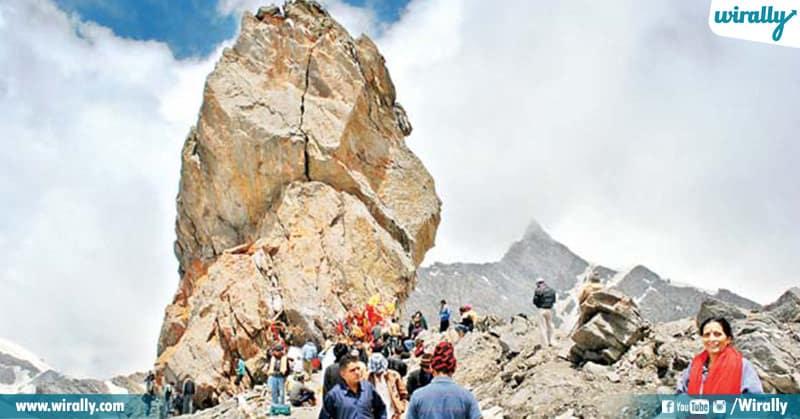 Tallest Shiva Lingam Temple
