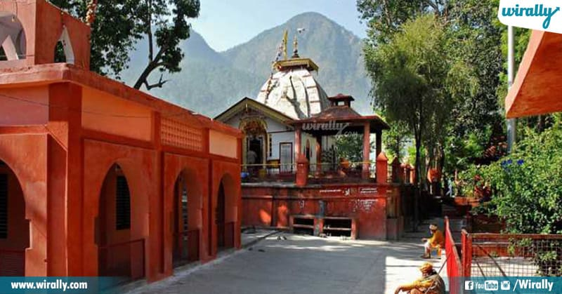 Kashi Vishwanath Temple In Uttarkashi