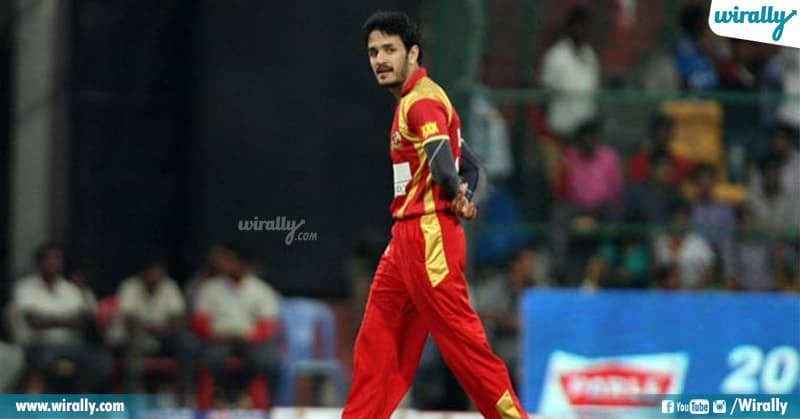 Best Cricketers in Tollywood
