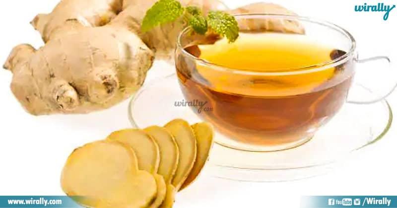 1-ginger tea