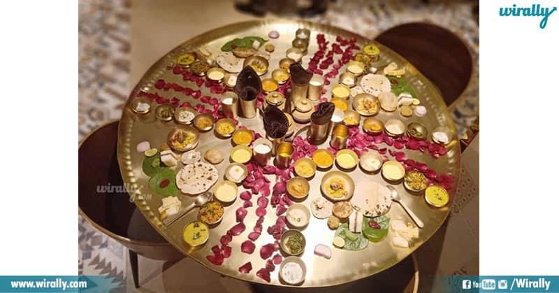 1 - saaho thali