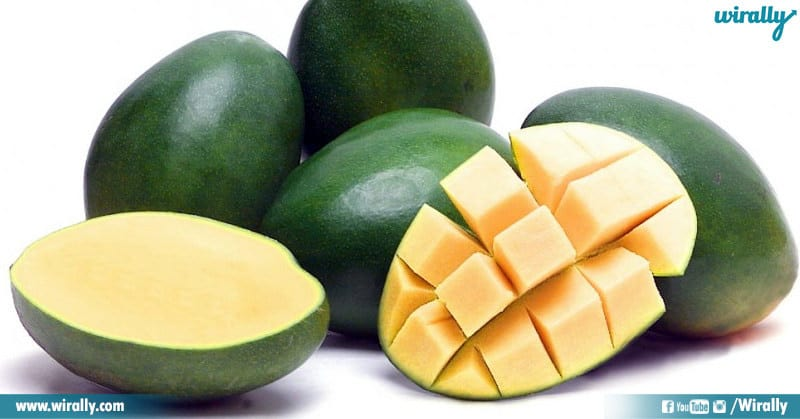 Benefits of Raw Mango