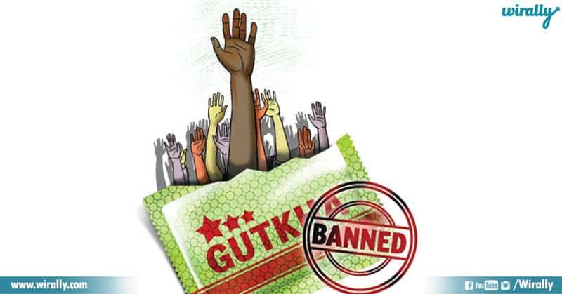gutka ban in india