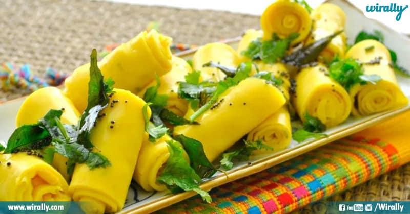 most popular Gujarati Dishes