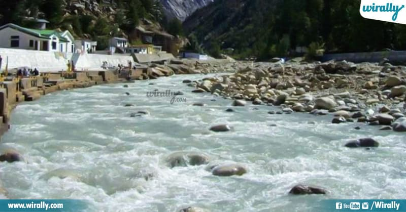 origin of holy river Ganga