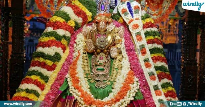 Must visit temple in Tirupathi