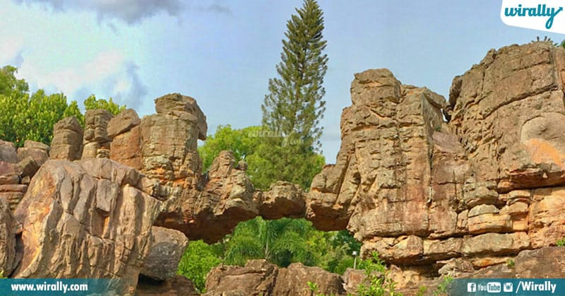 Natural Arch Silathoranam