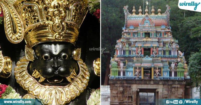 Lord Narasimha Temples in Telugu states