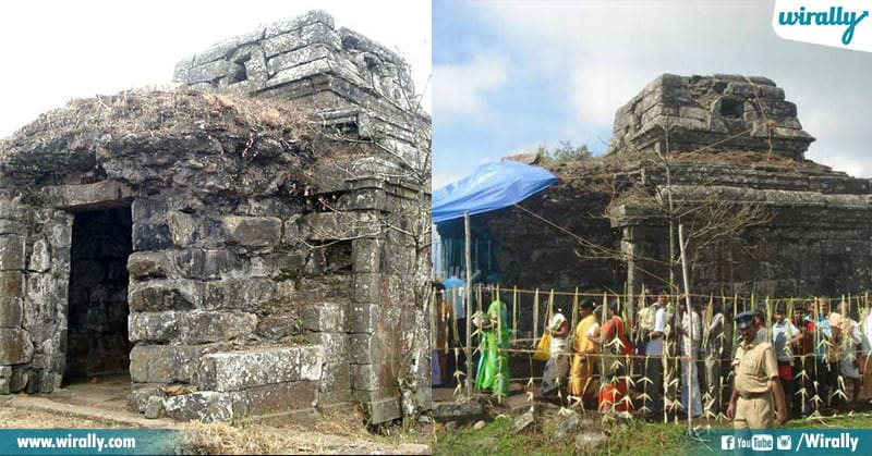 Famous temples only once a open