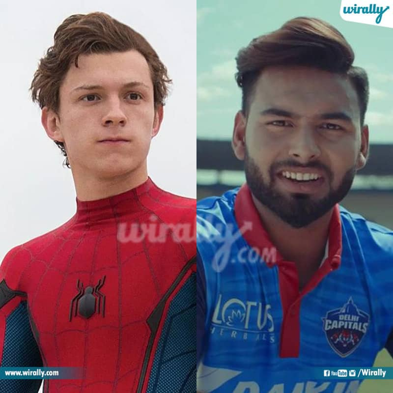Avengers Heroes To Current IPL Players