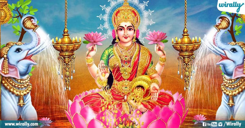 Lakshmi Devi Married Sri Mahavishnu