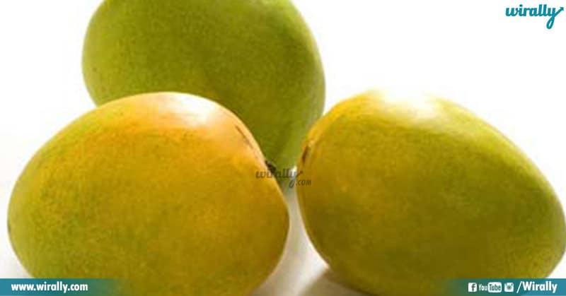 Popular Varieties of Mangoes