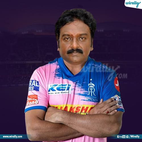 vv vinayak as cricketer