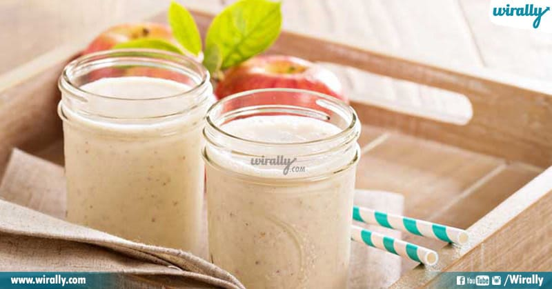 Summer Smoothies And Shakes