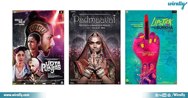 some of the movies banned in india