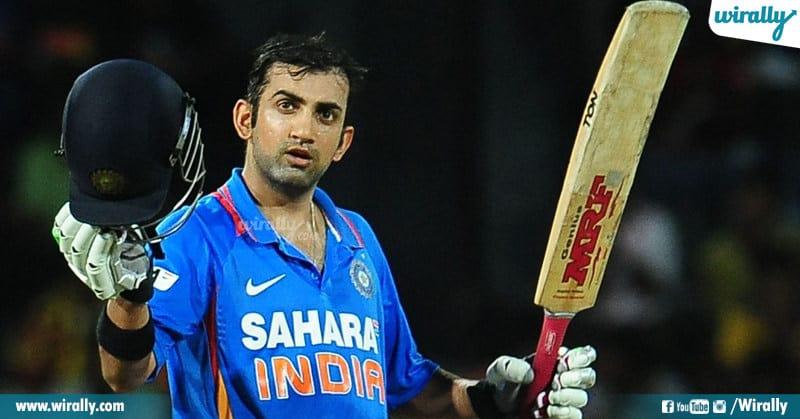 Famous Indian Batsmen