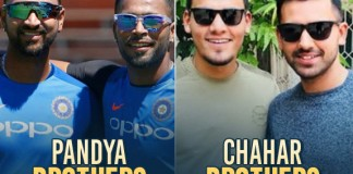 Brother Duos In World Cricket